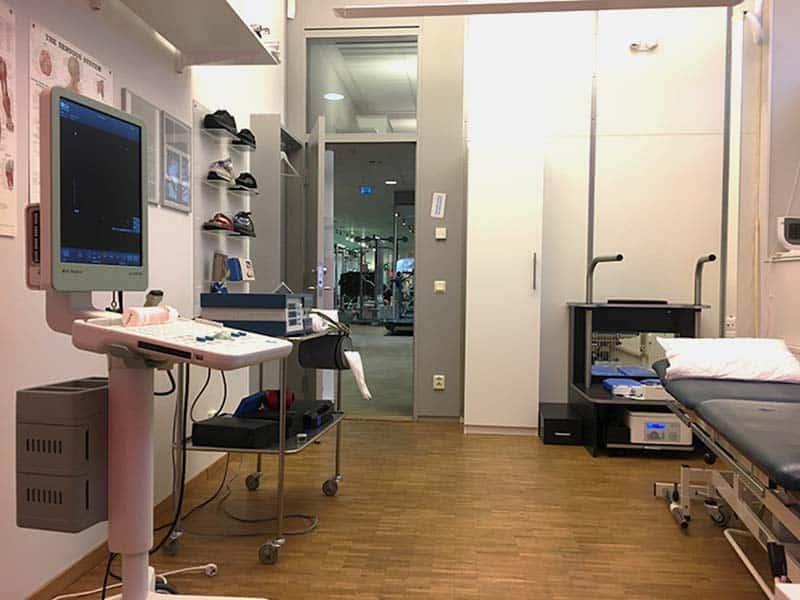 Mottagningsrum Ortomed Stockholm
